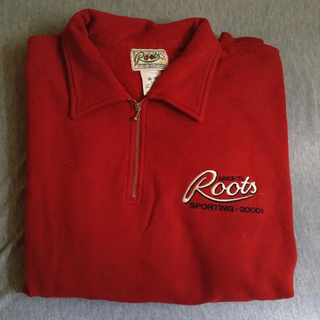 Root 1/4 Zip Sweater