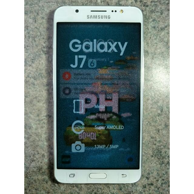 Samsung Galaxy J7 White BRAND NEW!!!