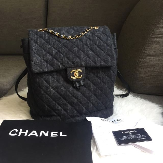 13a3afc96b72 ❌SOLD❌ Rare! Full Set - Very Good Condition Chanel Urban Spirit ...