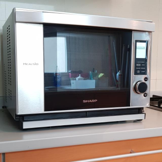Sharp Healsio AX-1500 STEAM OVEN, Home Appliances on Carousell