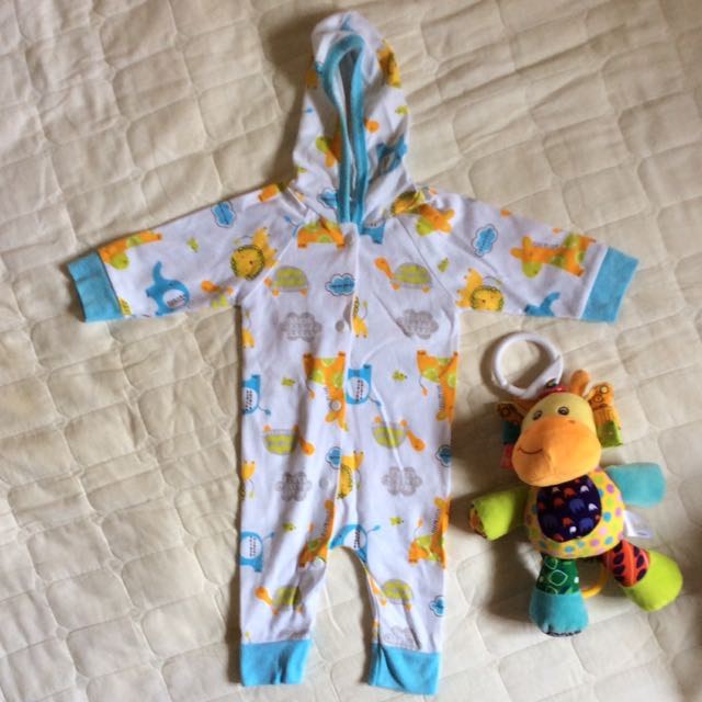 Sleep Suit NB- 3m