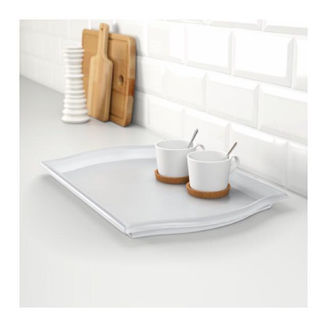SMULA透明托盤、IKEA🍵茶盤/瑞典🇸🇪