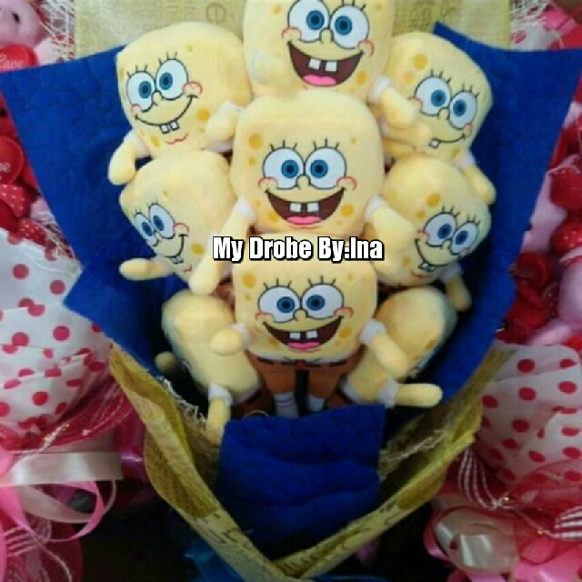 Stuffed Toys Bouquets