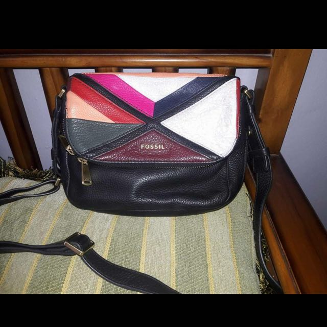 Tas Fossil Pl Size S
