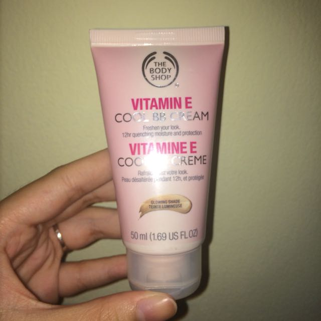 The Body Shop Cool BB Cream