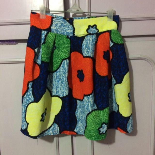 The Ramp Skirt