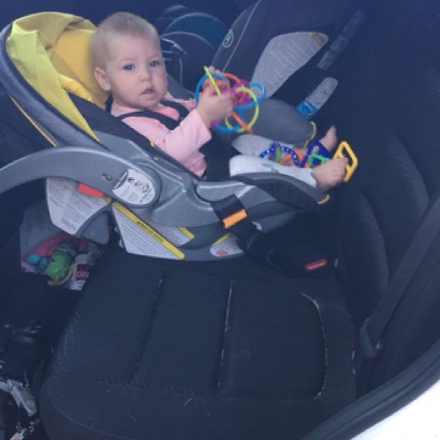 Two Car Seats