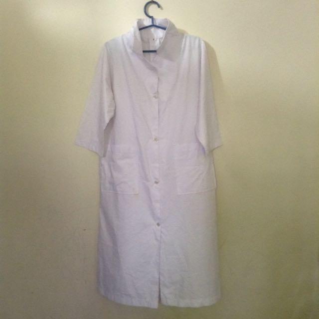 Unisex Lab Gown