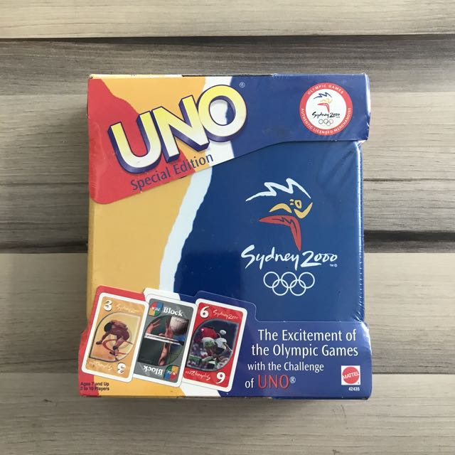 e48845d6f71 UNO Sydney Olympic Games