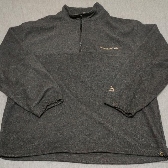 Vintage Reebok 1/4 Zip Sweater