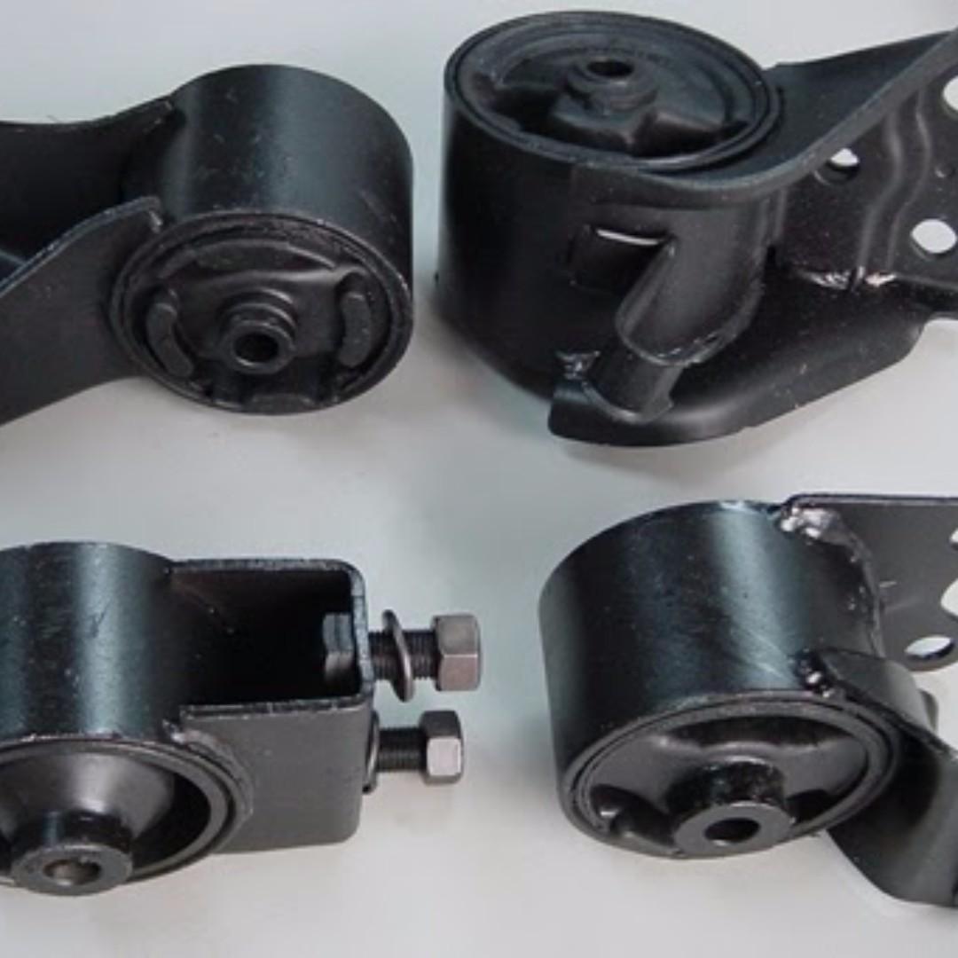 4g93 Engine Proton Wira: WIRA 1.3/1.5-Engine Mounting, Aksesori Auto Di Carousell