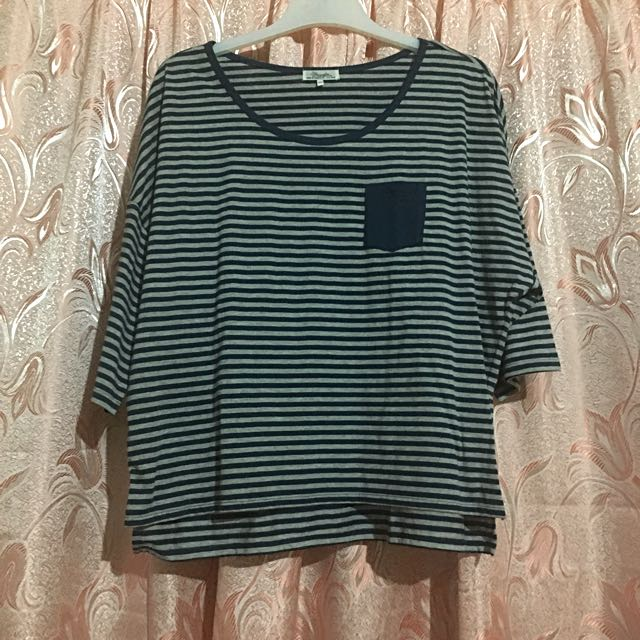 Wrangler Stripes Blouse XXL