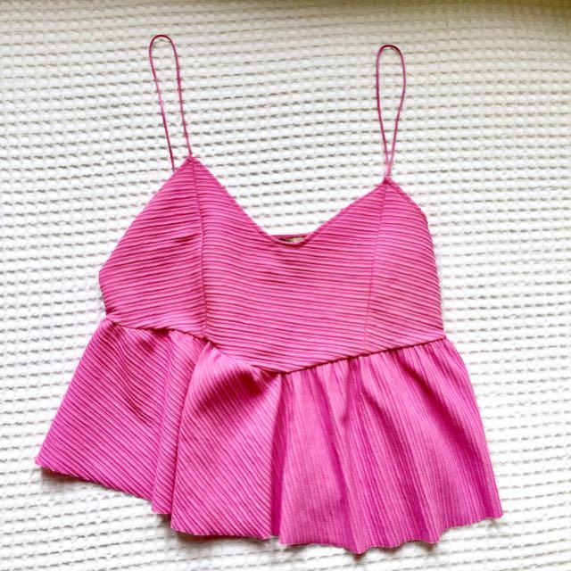 Zara Top Size Medium