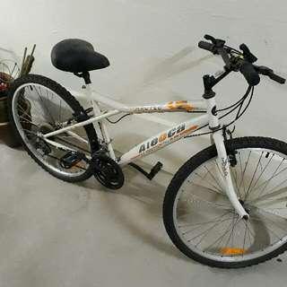 Aleoca  Bicycle with Shimano Parts