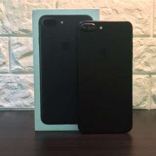 iphone 7 plus 32Gb matte black OPENLINE NOT GPP