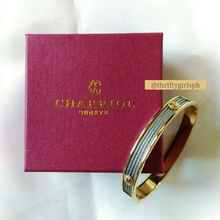 REPRICED! CHARRIOL Inspired Bangle