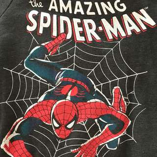 Spider-Man Sweater