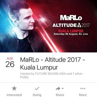 Marlo Altitude 2017-26th August
