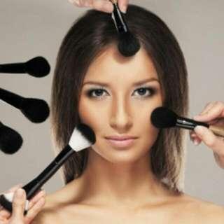 Makeup & hair services by J.Y (Makeup artist)