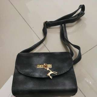 Raindeer Sling Bag