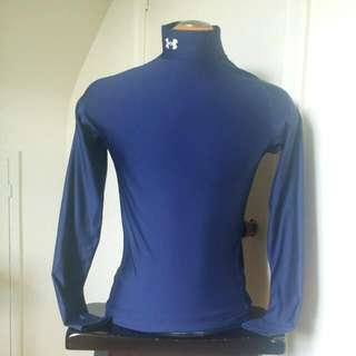 Under Armour Compression Long Sleeve.