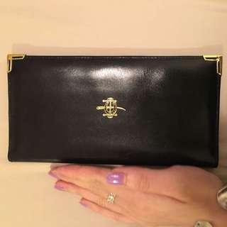Bnwot Genuine Italian Leather Wallet