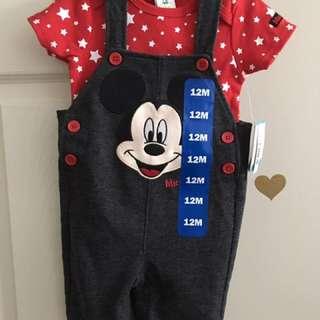 Disney Baby Clothing