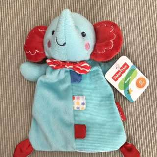 Brand New Fisher And Price Elephant Comforter