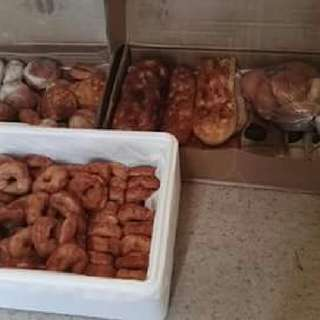 Bulk Fresh bread & Donuts
