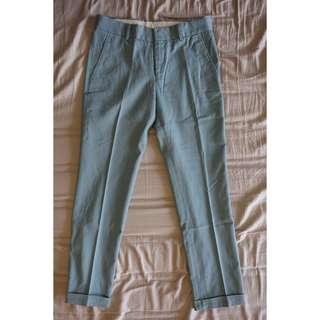 Topman Light Blue Chinos - Size 30/30