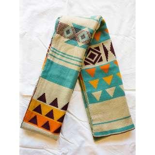 ASOS Scarf - Aztec Pattern *Brand New*