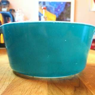 Pyrex Oven Dish (Blue)