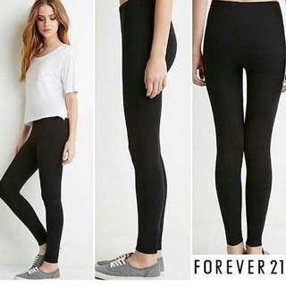 Legging Forever21 New! Stock Banyak