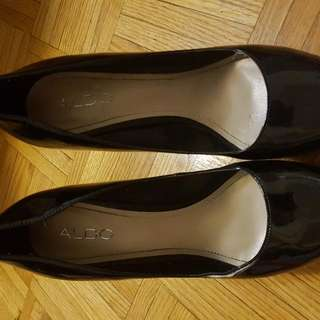 Aldo Shoes Black Size 8
