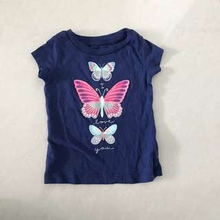 6 Mth Clothing Carters