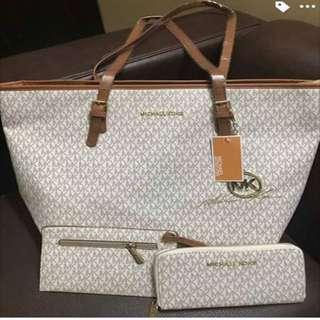 Stunning MK bag Set