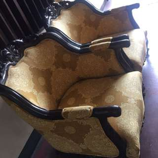 Victorian Accent Chairs