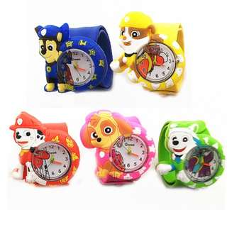 PO Paw Patrol Watches