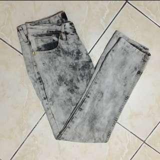 Smokey Gray Jeans