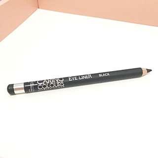 Caringcolours Eye Liner Black