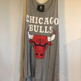Chicago Bulls Singlet