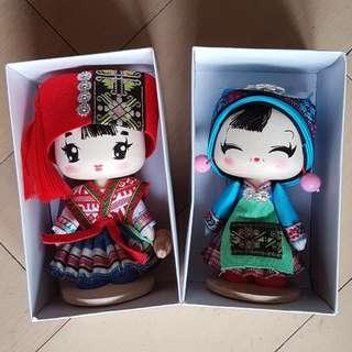 中國民族娃娃 Chinese Doll