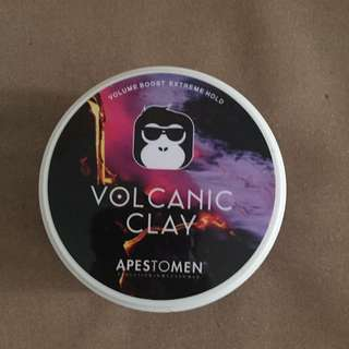 Apestomen Volcanic Clay