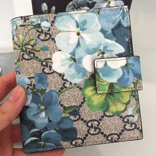 BNWT Gucci Blooms French Wallet RRP $605