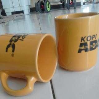 Mug ABC Tebal