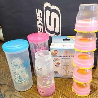 第一寶寶 拋棄式奶瓶組