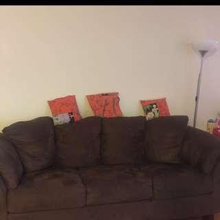 Comfy 3 Seat Sofa