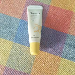The Faceshop Lip Care Cream// Lip Balm