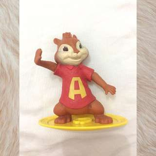 HAPPY MEAL ALVIN AND THE CHIPMUNKS