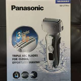 Panasonic Electronic Shaver ES-LT70-S